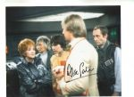 Alec Sabin, Dr Who, Genuine Signed Autograph (02)